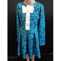 Купити трикотажні дитячі сукні.