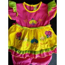 Купити недорого дитячі костюмчики  для дівчаток.