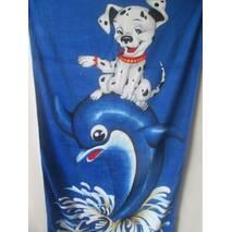 Купить полотенца с детским рисунком.
