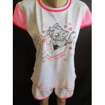 Трикотажные женские пижамы от производителя.