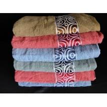 Купить качественные махровые полотенца банные.