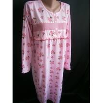 Купити теплі ночнушки для жінок великих розмірів