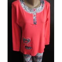 Купить оптом трикотажные пижамы из Турции.