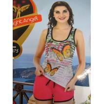 Пижамы женские из хлопка, производитель Турция.