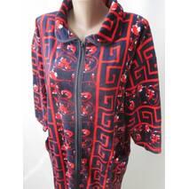 Красивые халаты из велюра для женщин