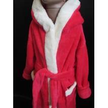 Купити оптом дитячі халати з махры