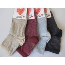 Женские носки с узором недорого.