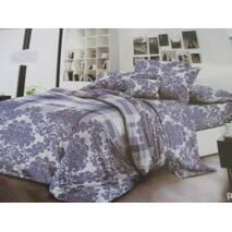 Красивое постельное белье из ранфорса.