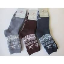 Теплые женские носочки из Турции