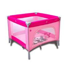 Манеж Conti (1мх1м) 10 pink