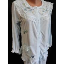 Купить недорогие вышитые пижамы для женщин.
