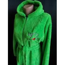 Купить оптом недорогие женские махровые халаты