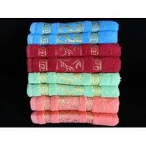 Купить махровые полотенца для лица.