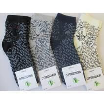 Купить теплые махровые носки для женщин.