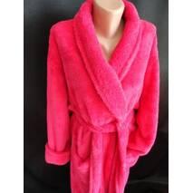 Оптовая распродажа женских халатов больших размеров.