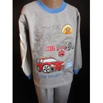 Купить байковые пижамы для мальчиков.
