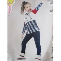 Оптовий продаж турецьких піжам для дівчаток