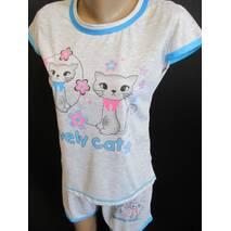 Купить недорого летние пижамы для женщин.