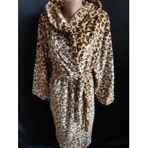 Купить оптом домашние женские халаты  большого размера.