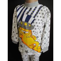 Продаж дитячих трикотажних піжам.