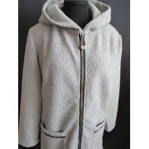 Пальто з капюшоном для молоді .