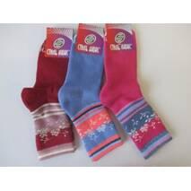 Купить махровые носочки для женщин у производителя.