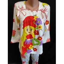 Недорогие молодежные пижамы купить оптом.