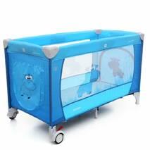 Манеж Samba Plus (1,2мх0,6м) 03 blue