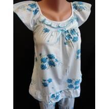 Недорогие женские пижамы на лето.