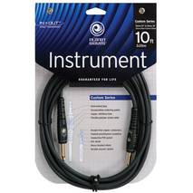 PLANET WAVES PW-G-10 Custom Series Instrument Cable 10ft