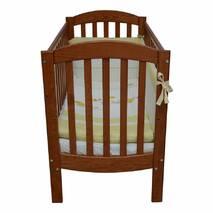 Кроватка детская Соня ЛД10 без колiс, на нiжках (вsльха)