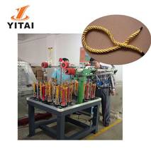 крутильні верстати для виробництва шнурів, мотузок, канатів.