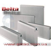 Стальные панельные радиаторы Delta C 22 500/1100
