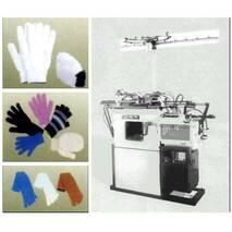 Устаткування для виготовлення в'язаних рукавичок