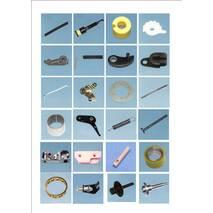 Запасні частини та комплектуючі до мотального обладнання