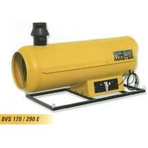 Підвісні нагрівачі повітря Master BVS 290 (США)