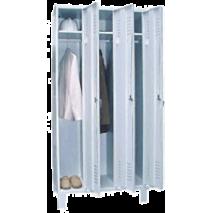 Шкаф гардеробный на три отделения ШОМ1/30 - 3