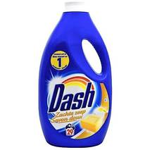 Гель для прання Dash універсальний з марсельським милом 1,885 л 29 пр. Оригінал
