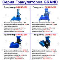 """ГКМ 100""""+"""" (Гранулятор и Сенорезка) (220/380V)"""