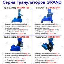 Рабочие части к грануляторам ГКМ, GRAND, ОГП, МГК, ROTEX, FAVORIT.