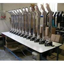 Формувальні пристрої для термо-стабілізації панчішно-шкарпеткових виробів
