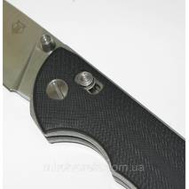 Нож Широгоров Табарган 100NS (Реплика) черный