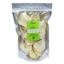 """Органічні фруктові чіпси """"Яблуко""""  (50 г)"""