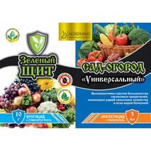 Зелений щит «Сад-город» універсальний 3 мл + 10 г