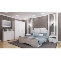 Біла спальня Бланка від виробника