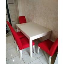 Дерев'яний стіл Верона зі стільцями