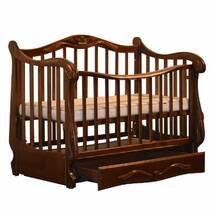 Кровать Колисани Корона орех
