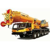 Автокран XCMG-QY160K купить во Львове