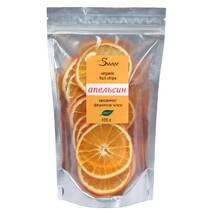"""Органічні фруктові чіпси """"Апельсин"""""""