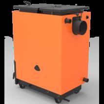 Котел твердопаливний РЕТРА-6М Comfort 40 кВт шахтний тривалого горіння